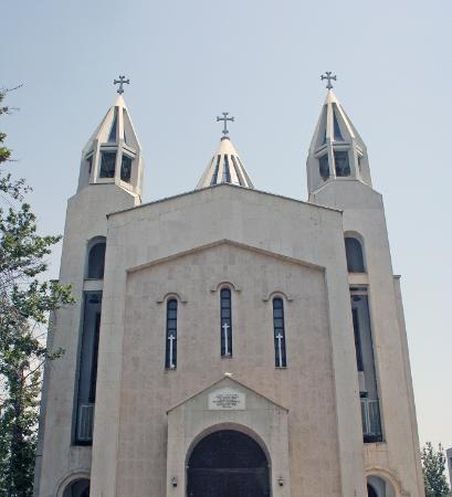 Saint Sarkis Orthodox Cathedral