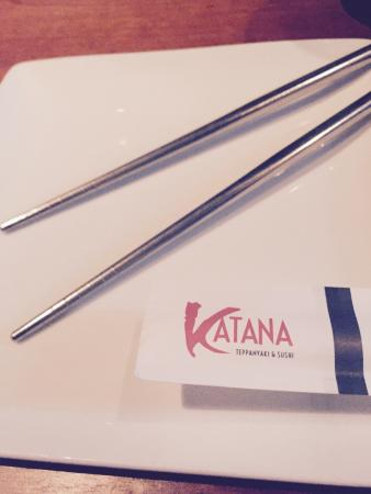 Katana Teppanyaki & Sushi