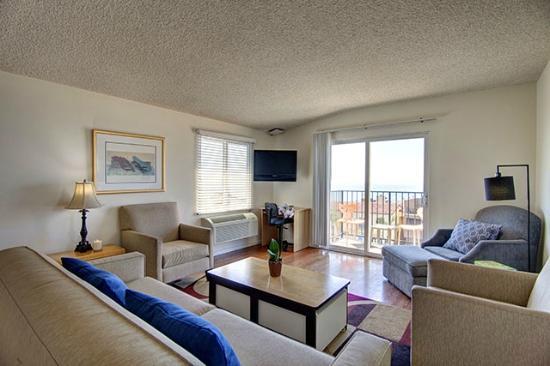 The Sea View Inn At Beach Suite