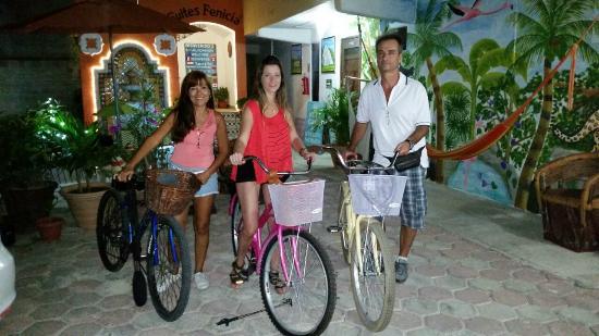 Suites Fenicia: Bikes Free