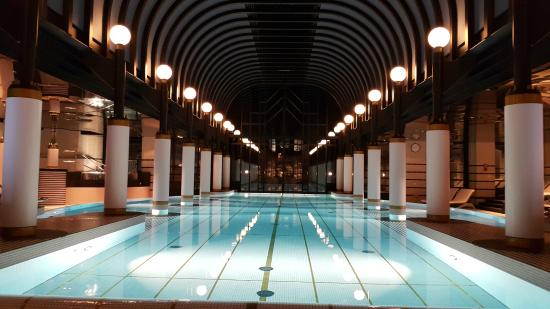 Swimming Pool Picture Of Victoria Jungfrau Grand Hotel Spa