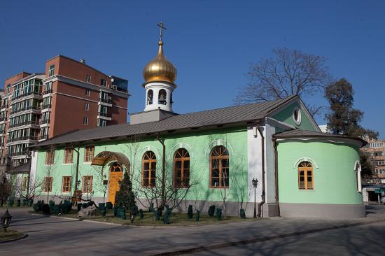 ‪Orthodox Church of the Dormition‬