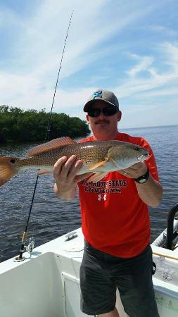 Fishing Charters with Captain Matt Santiago