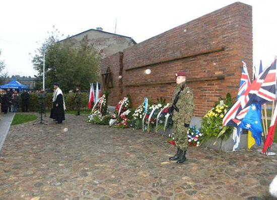 Pomnik Częstochowskich Żydów