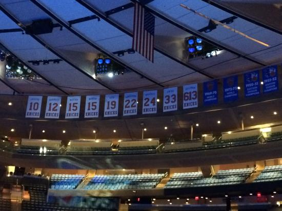 Inside Penn Station Underneath And Adjecant To Msg Picture Of Madison Square Garden New