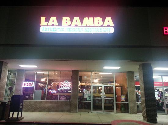 La Bamba Mexican Restaurant Ruston La
