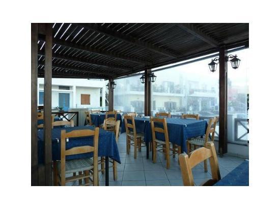 Triana: The terrace