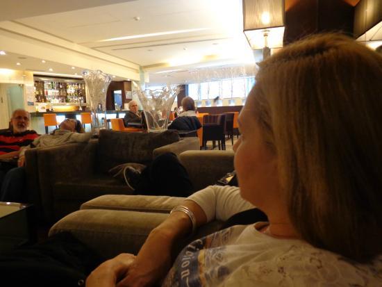 Turim Av Liberdade Hotel : Recepção