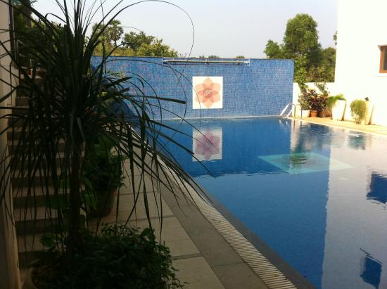 Purple resorts updated 2018 hotel reviews price comparison and 107 photos auroville india for Hotels with swimming pool in pondicherry