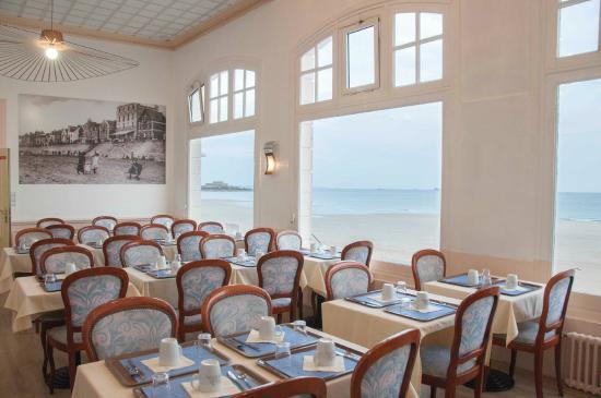 Kyriad saint malo centre plage hotel saint malo voir for Hotels saint malo
