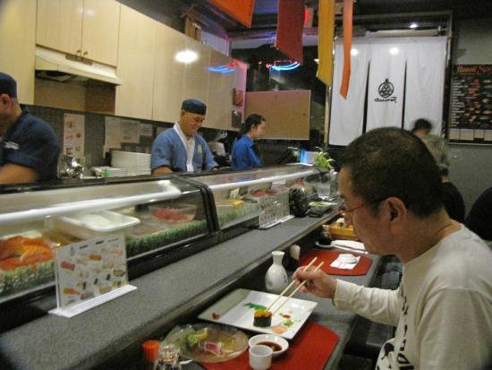 Sushi Restaurant Near Waikiki Beach