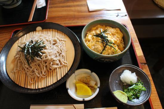 Soba restaurant Maruman