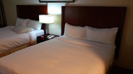 Ramada Palmdale: nice beds