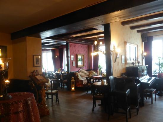 Restaurant Abacco: Eingangsbereich
