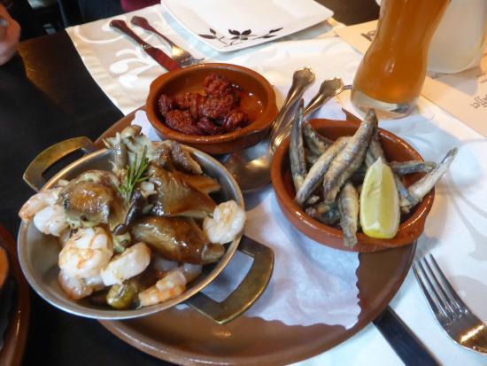 Restaurant Abacco: Tapas