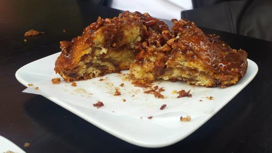 The Sycamore Kitchen: Salted caramel babka