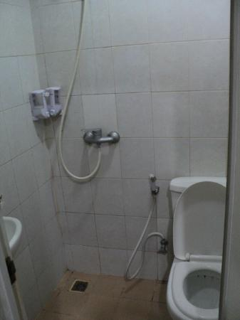 City Icon Residence : Bathroom