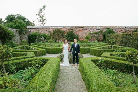 The Kingston Estate: Tarah Coonan Photograph of the Rose Garden