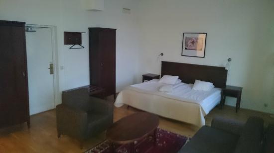 Hotel Oresund: Room