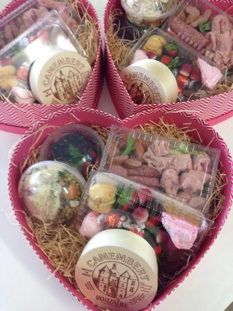Valentine S Day Hampers From Slices Deli Picture Of Slices