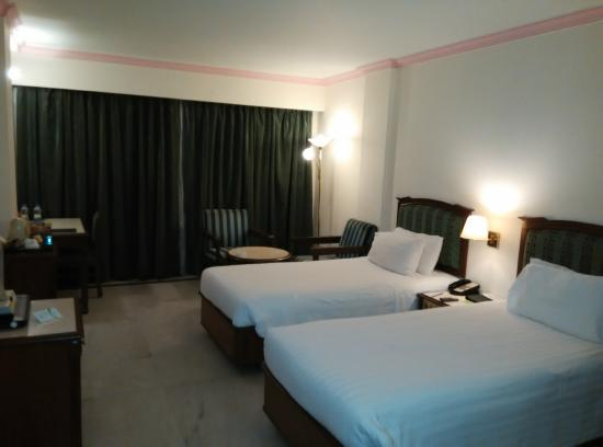 Radha Regent: Bed Room
