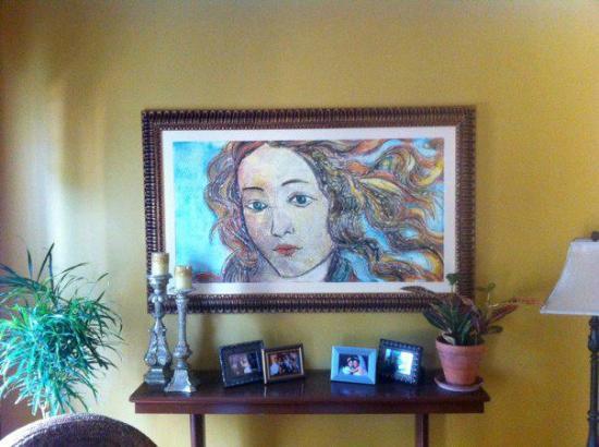 Art Gallery Studio Iguarnieri: Un Botticelli visto da iGuarnieri