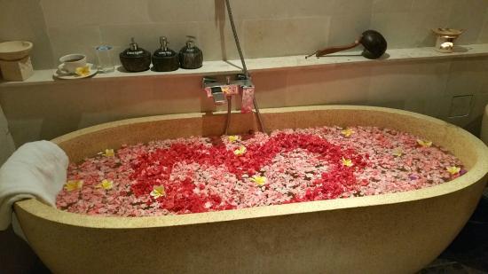 Spa Bali Seminyak Best Flower Bath Ever