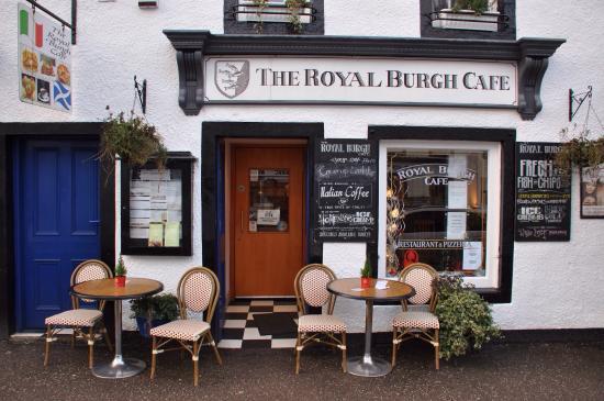 Royal Burgh Cafe