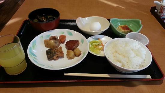 Hotel Alpha One Iwaki: 朝食です。