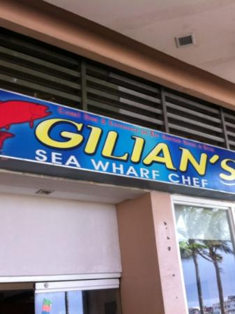 Gilians Sea Wharf Chef