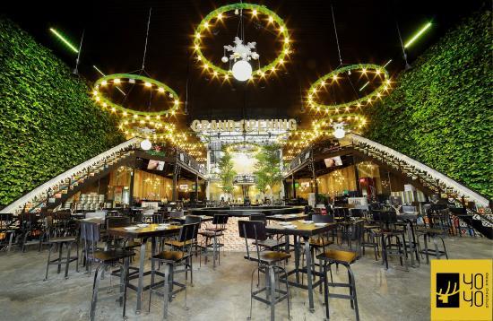 Yo Yo Beer Garden