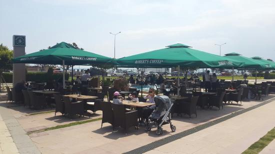 Robert's Coffee Konyaaltı Kent Meydanı