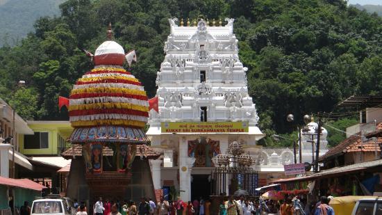 Kukke Shree Subramanya Temple: Kukke Sri Subrahmanya Temple