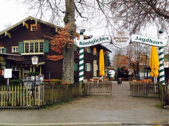 Königliches Jagdhaus: Toller Laden