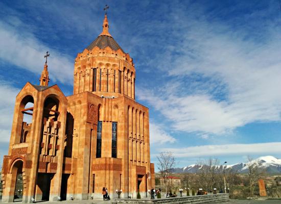 The Church of Amenaprkich
