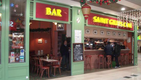 Saint Gilles Café