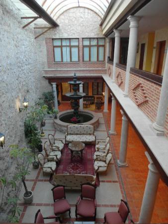Interior Del Hotel Picture Of Residencia Real Castillo De Curiel Curiel De Duero Tripadvisor