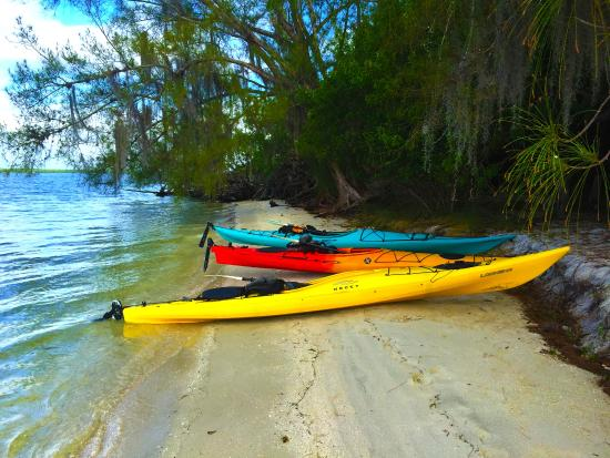 Adventure Kayaking : A stop along the way