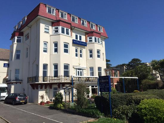 Hotel Riviera Bournemouth Reviews