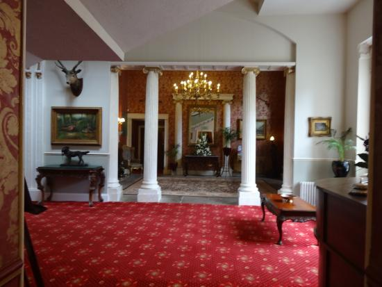 The Brasserie at Melville Castle : reception
