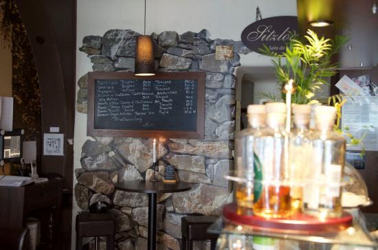 Cafe & Bistro CaliBocca: Angolino preferito
