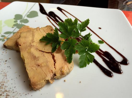 Entre Terre et Mer: Foie gras toujours au top !