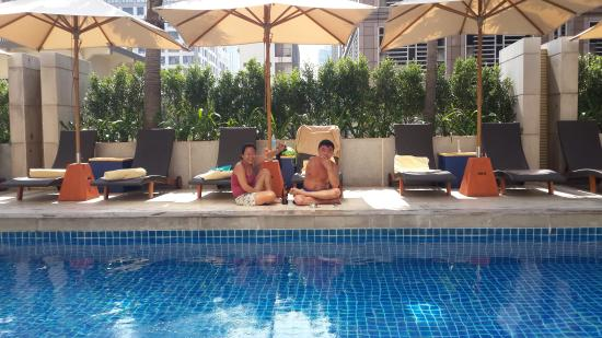 Executive Room Picture Of Courtyard By Marriott Bangkok Bangkok Tripadvisor
