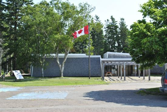 Port-la-Joye - Fort Amherst : Interpretation Center