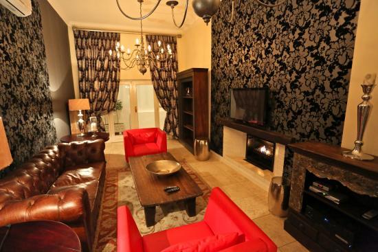 Belvedere Boutique Hotel: Lounge