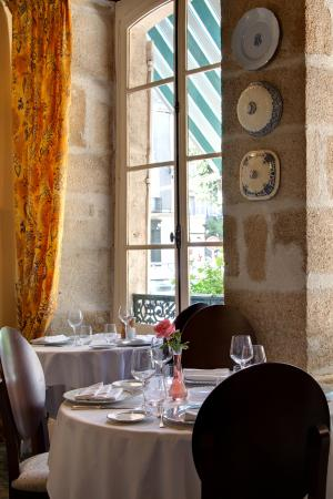Restaurant - Picture of Logis Grand Hotel Montespan
