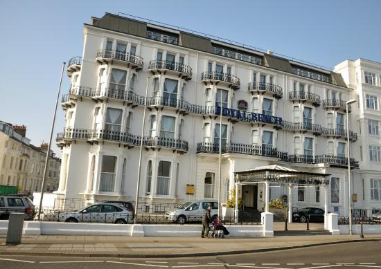 Best Western Royal Beach Hotel Hotellet Sett Fran Strandpromenaden