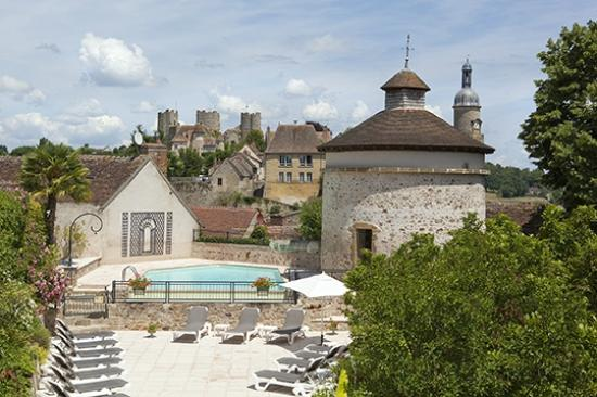 Photo of Logis Grand Hotel Montespan Talleyrand Bourbon-l'Archambault
