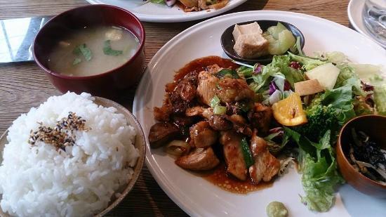Cafe T. Shizen