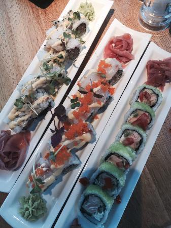 Chilli Club: Sushi---mmmhh lecker